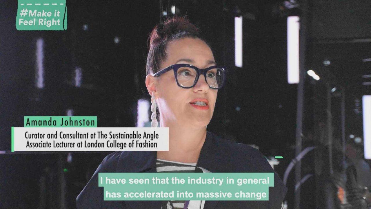 Amanda Johnston MIFR Interview