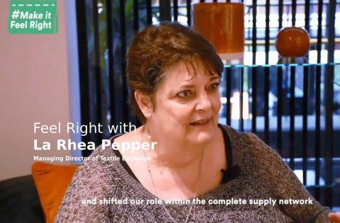 Feel Right With La Rhea Pepper Part II